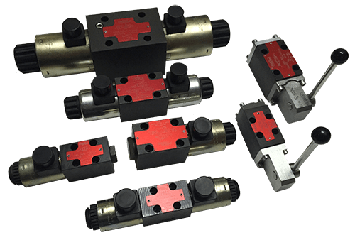 electrovalvulas y valvulas hidraulicas argo-hytos