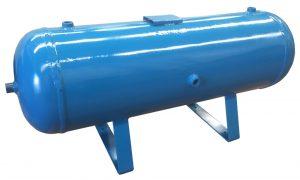tanque para almacenamiento de aire comprimido