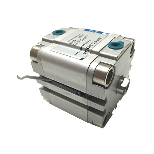 cilindro neumatico compacto advu con sensor
