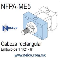Fabricacion de piston hidraulico doble efecto NFPA para 3000 psi