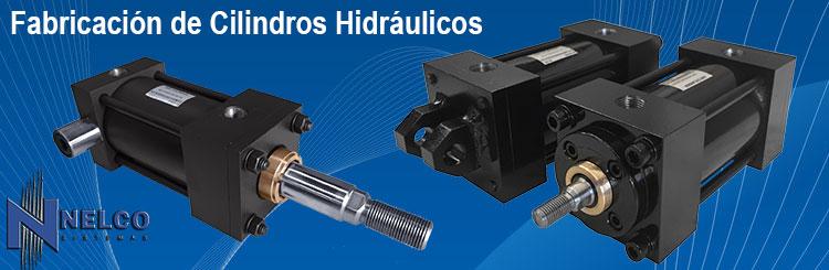 fabricacion piston hidraulico NFPA